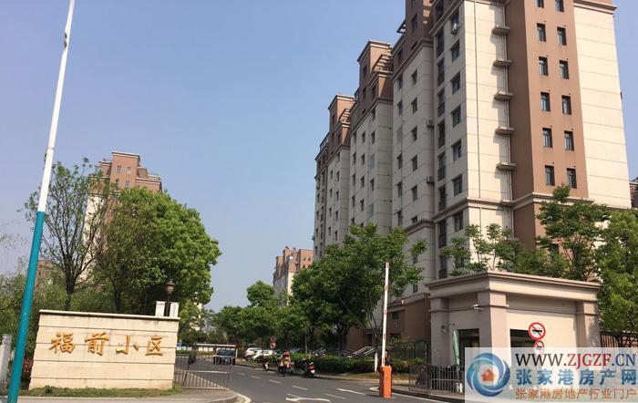 张家港福前小区小区照片