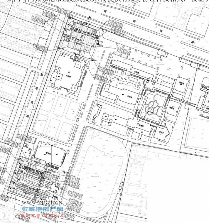 公示时间为10天(2017年5月22日2017年5月31日),凡与本建设项目有利害关系的公民、法人以及其他组织对公示内容持有异议,在公示期间可向张家港市规划局,张家港市规划局联系电话:0512-56998706。 张家港市规划局监制 2017年5月22日