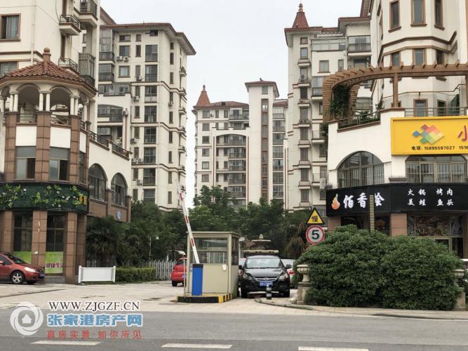 张家港东海华庭小区照片