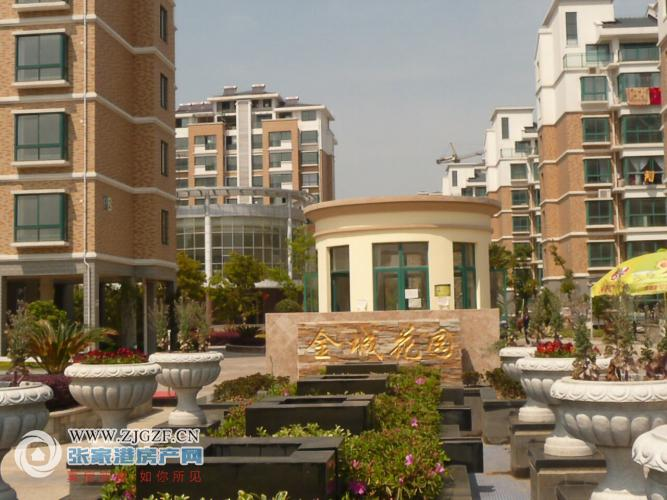 张家港金城花园小区照片