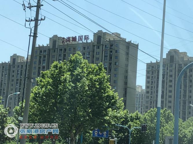 尚城国际小区照片