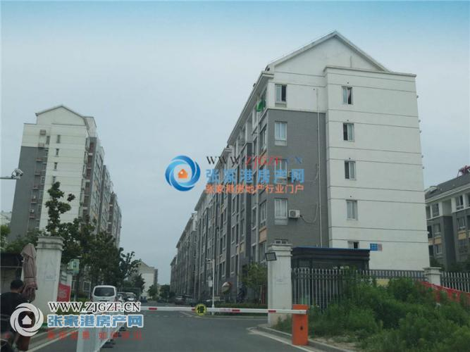 张家港合兴书院六村小区照片