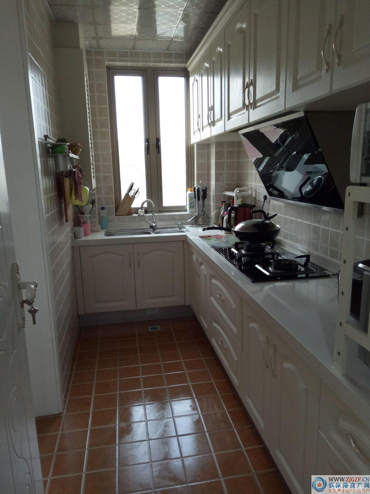 小套厨房设计图